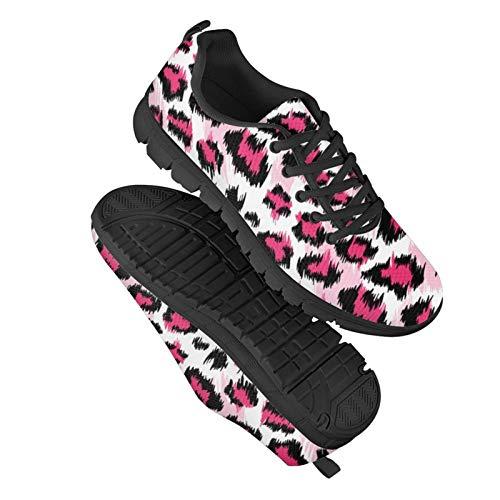 HUGS IDEA Zapatillas deportivas deportivas para uso diario, ultraligeras para correr, para interiores y exteriores., color, talla 41 EU