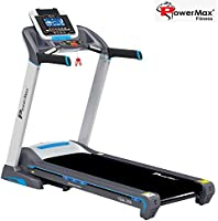 Powermax Fitness TDA-350 3 HP (6 HP Peak)