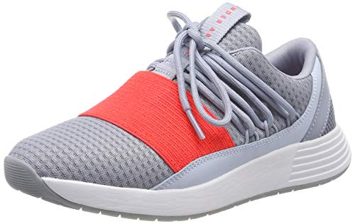 Under Armour Women's Breathe Lace NM2 Sneaker, Blue Heights (400)/Moonstone Blue, 8
