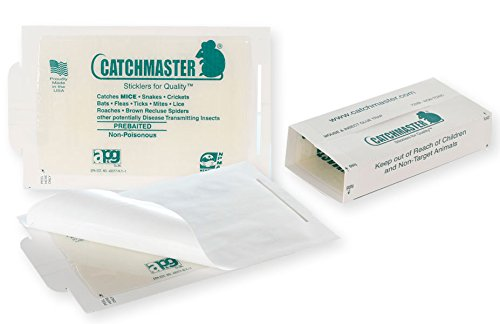 """Catchmaster Mouse & Insect Glue Traps """"Case of 48"""""""