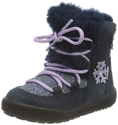 PRIMIGI Baby-Mädchen PRIGT 63617 First Walker Shoe, Notte Navy, 21 EU