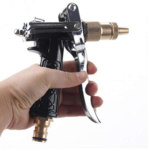 ST4U Einstellbare Copper Schlauch Sprühdüse Gun Gartenschlauch Wasserdruckpistolen für die Gartenbewässerung/Autos Fahrzeuge Washing