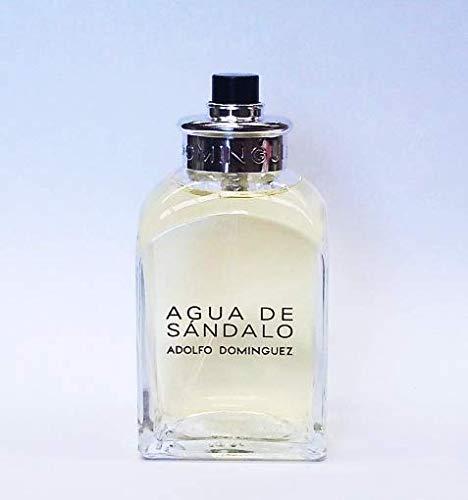 AGUA DE SÁNDALO ADOLFO DOMÍNGUEZ 120 ML EDT ORIGINAL sin caja/sin tapón