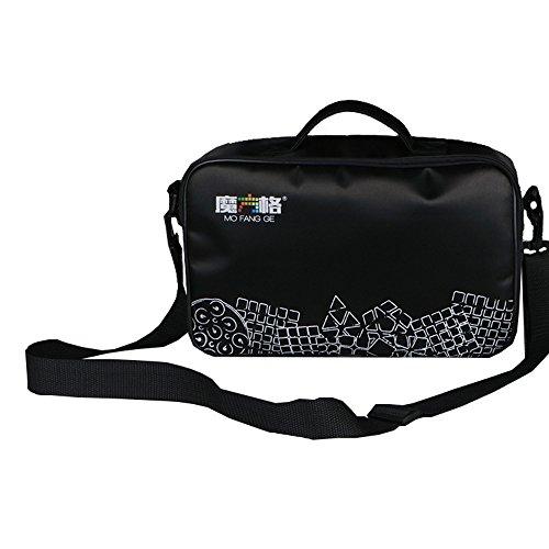 MZStech Mofangge Professional Designl Tasche für Mgiac Cuber Schwarz