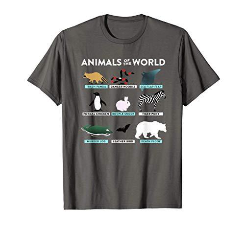 world animals - 4