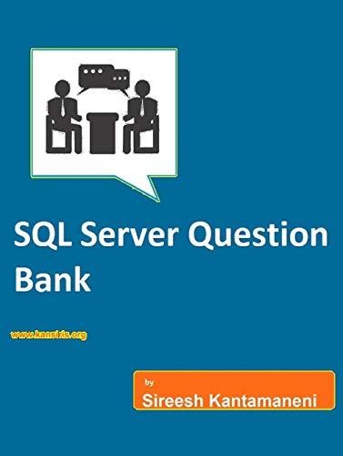 MS SQL Server Question Bank (English Edition)