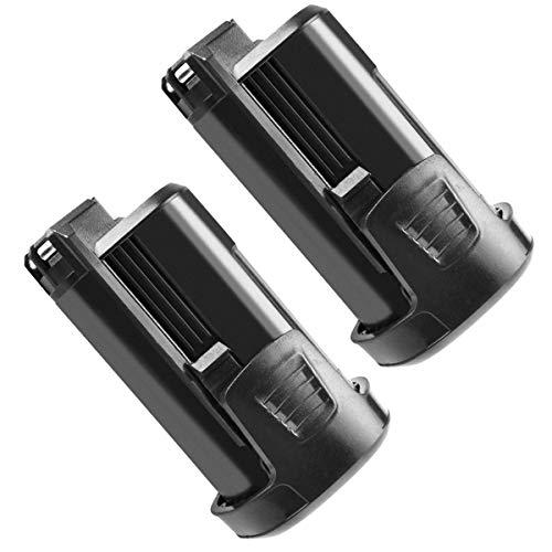 Bonadget 2 Pack 12V 3500mAh B812-02 B812-03 Replacement Battery Compatible with Dremel 8200 8220 8300 12V Cordless Tools