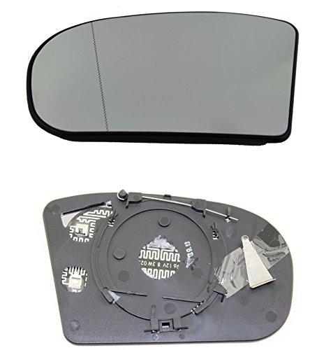 TarosTrade 57-0520-L-46680 Spiegelglas Heizbar Links