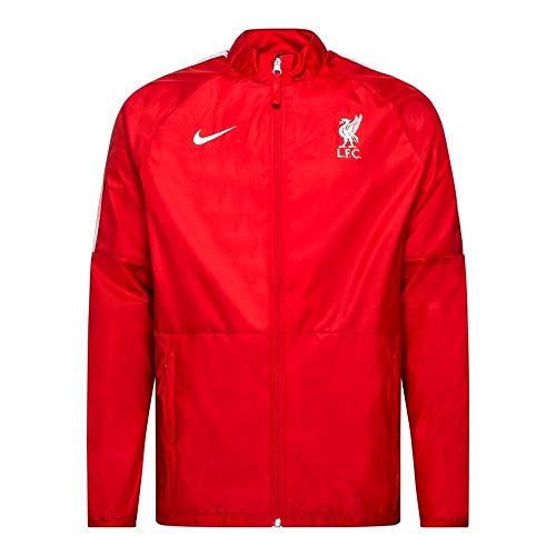 NIKE Chaqueta Liverpool Academy 2020-2021 (rojo)