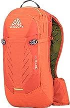 Gregory Mountain Products Drift 10 Liter Men's Mountain Biking Hydration Backpack, Citron Orange, One Size