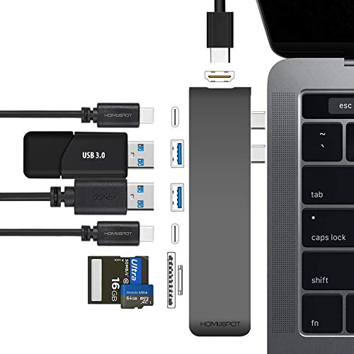 USB C Hub MacBook Pro HDMI