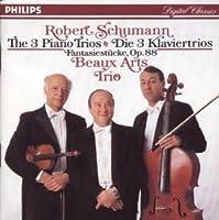 Schumann: Piano Trios 1