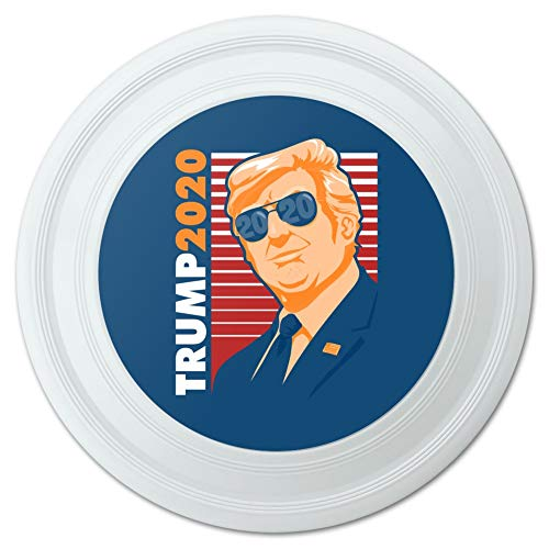 GRAPHICS & MORE Gold Trump 2020 Novelty 9' Flying Disc
