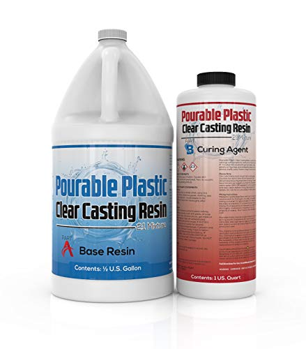 INCREDIBLE SOLUTIONS Deep Pour Clear Casting Resin
