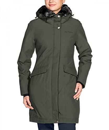 VAUDE Damen Women's Zanskar Coat III Jacke, Olive, 44