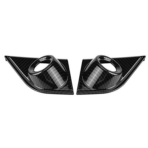 KIMISS Car ABS Front Puerta de plástico A Pillar Cover Trim Speaker Carcasa para Honda CRV 2017