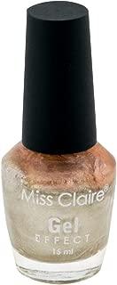 Miss Claire Gel Effect 15 ml G13, Beige, 15 ml
