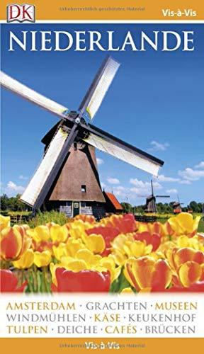 Vis-à-Vis Reiseführer Niederlande: mit Mini-Kochbuch zum Herausnehmen