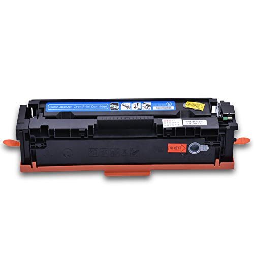 Toner CartridgeHigh Performance Recycling Compatible Hp Cf510a Color Toner Cartridge Hp Color Laserjet M154a / M154nw / M180 / 180n / M181 / M181fw Printer, Origineel Model size Blauw