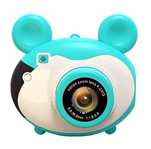 N/Z Inicio Estante para Equipos Soporte Cámara para niños Cámara Digital de Dibujos Animados Juguete 1200w Pixel Regalo para niños Cámara para niños (Tamaño: Rosa) Tamaño: Estante Rosa (Tamaño: Azul)