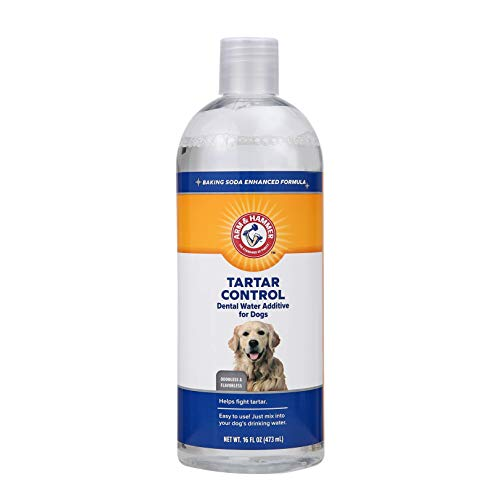 Arm & Hammer Dog Dental Spray and Water Additive