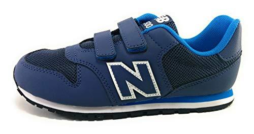 New Balance YV500RB, Running Shoe, Aviator Heather, 35 EU