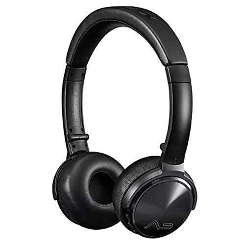 LXFTK Oreillette Bluetooth sans Fil, Nouvelle Basse de Jeu Haut de Gamme montée sur la tête,Casque antibruit stéréo-Black