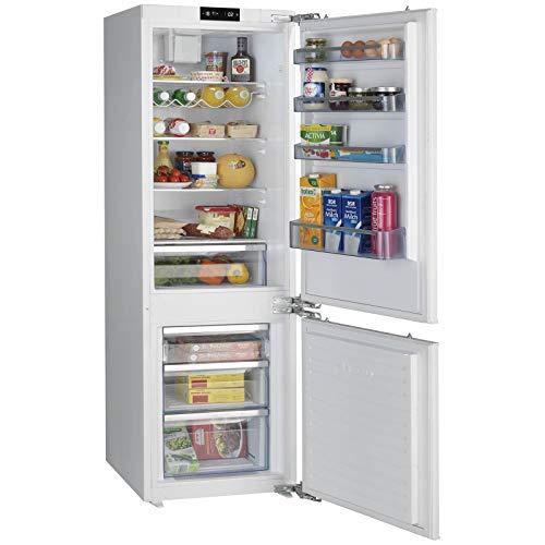 Oranier Congelador de alta instalación integrado, 178 cm, compartimento no congelado.