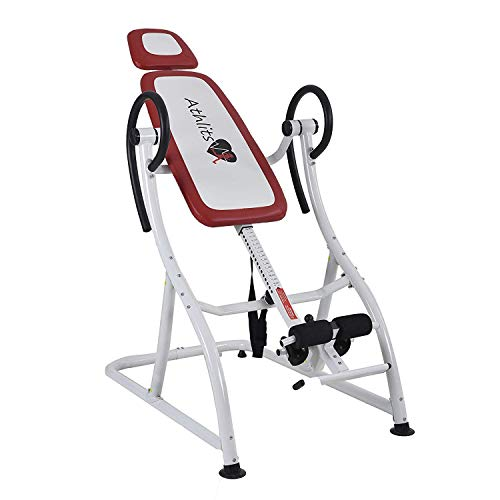 Kemket Inversion Table with Adjustable Headrest - Back Hang Ups - Max Load 150kg - IT-06C...