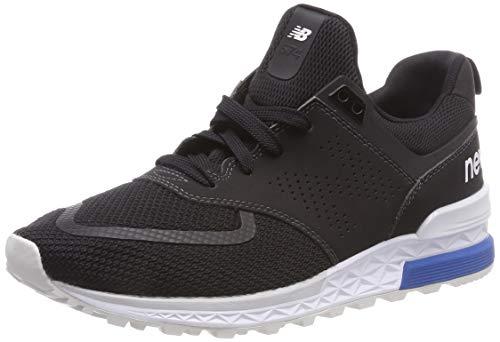 New Balance 574S, Zapatillas para Hombre, Negro (Black/Black PCB), 40 EU