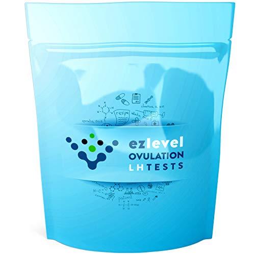 EZ LEVEL 25 Ovulation Test Strips Predictor Kit (25 Pack)