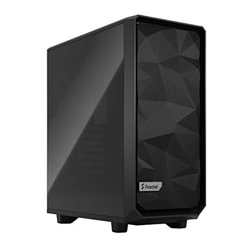 Fractal Design Meshify 2 Compact Black TG Dark Tint Midi Tower Case Gaming Case
