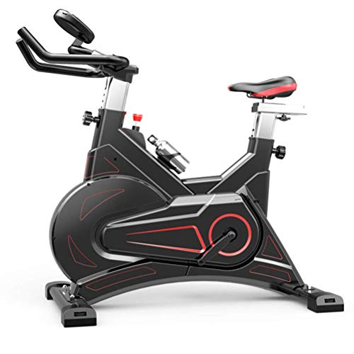 Plegable MountainBike Bicicleta estática, resistencia ajust