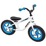 Huffy Lil Cruzer Balance Bike, White, 12-inch (22279)