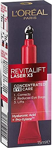 L'Oreal Paris L'Oréal Paris Revivalist Laser Eye Cream 15ML, 15 mL, 38 count