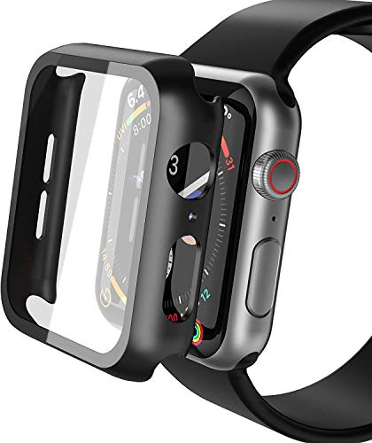 Yolin [2-Pack] Hard Protective Case Compatible with Apple Watch Series 6/...