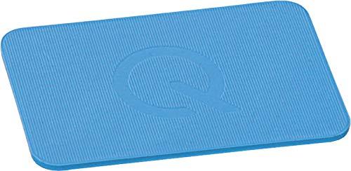 greenteQ Premium Unterlegplatten - Abstandshalter, Plättchen aus Kunststoff | hohe Tragkraft | 100 Stück 60x40x2mm Blau
