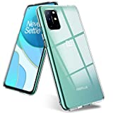 AINOYA Crystal Clear Designed for OnePlus 8T Case Cover,