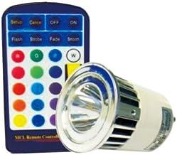 Kosnic GU10 LED Standalone Energy Saving Remote Control Colour Changing Light Bulb