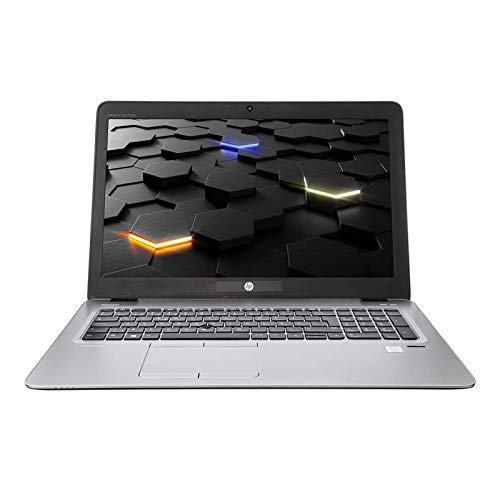 HP Elitebook 850 G3 i5 (6.Gen) 15Full HD 32GB RAM 1 TB HDD Kamera Win10Pro - Business Notebook (Generalüberholt)