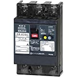 テンパール工業 Eシリーズ 経済タイプ 漏電遮断器 OC付 50A 11kW 53EC5030