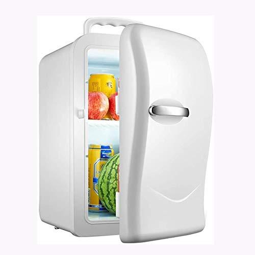 Rindasr Koelkast, 20 liter, koud en warm dual gebruik, stille grote capaciteit, voor buitenshuis, slaapzaal, draagbare kleine koelkast