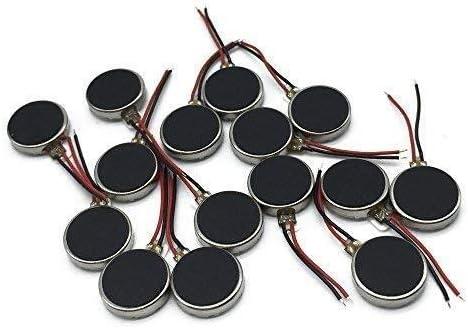 SH-CHEN 15 PCS 10mmx3mm Mini Vibration DC 12000rpm Fla 3V Direct sale of Gorgeous manufacturer Motors