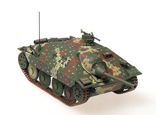 Unbekannt 88036 Panzerstahl 88036 - Hetzer mid prod, Westfront 1944 1:72 Mehrfarbig