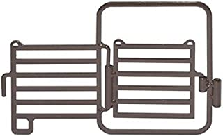Little Buster Toys Priefert Gate - Arena Gate in Brown