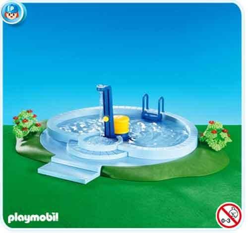 PLAYMOBIL 7934 Piscina