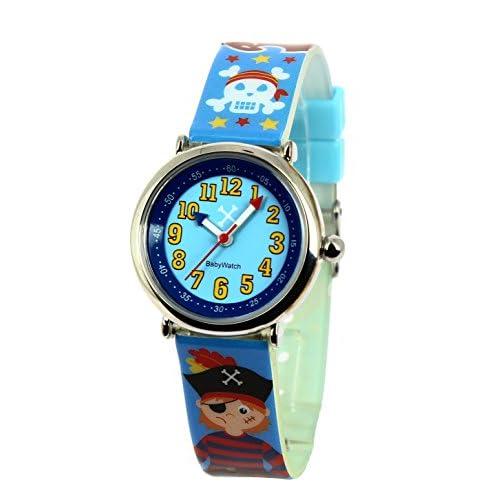 Baby Watch N-A19604G, Orologio da polso Uomo