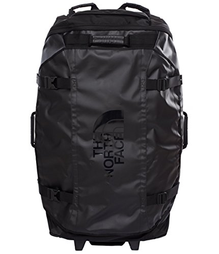 The North Face Rolling Thunder 36 Laptop Rollkoffer, 91 cm, 155 liters, Schwarz (Tnf Black)