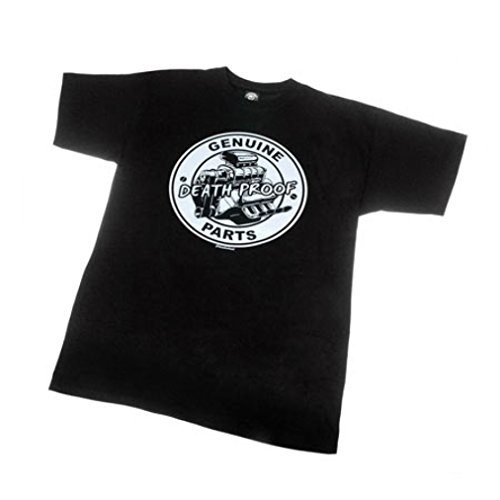 Voodoobeat Original T-Shirt, Hot Rod, Gr. S