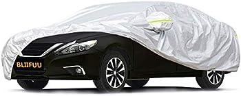 Bliifuu Sedan Breathable Waterproof Car Cover